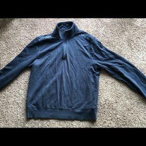 Blue Michael Kors Fleece